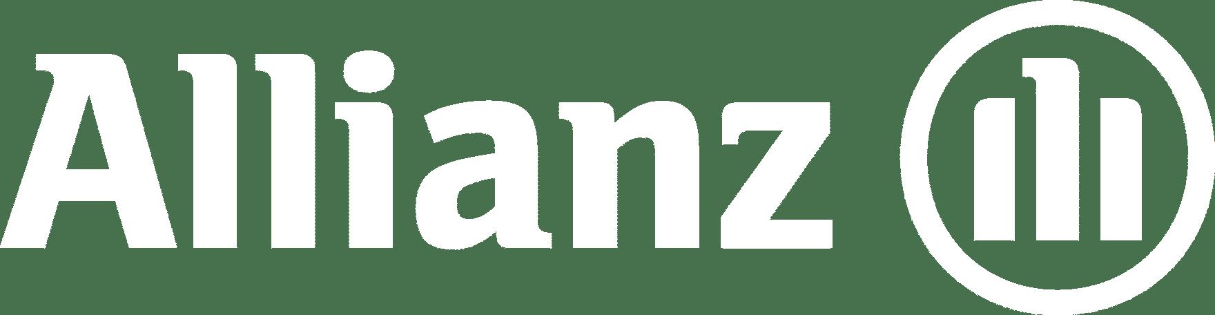 Allianz - logo (blanc)