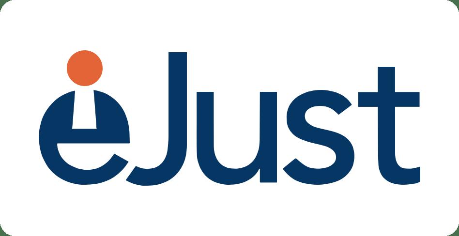 Ejust - logo (blanc)