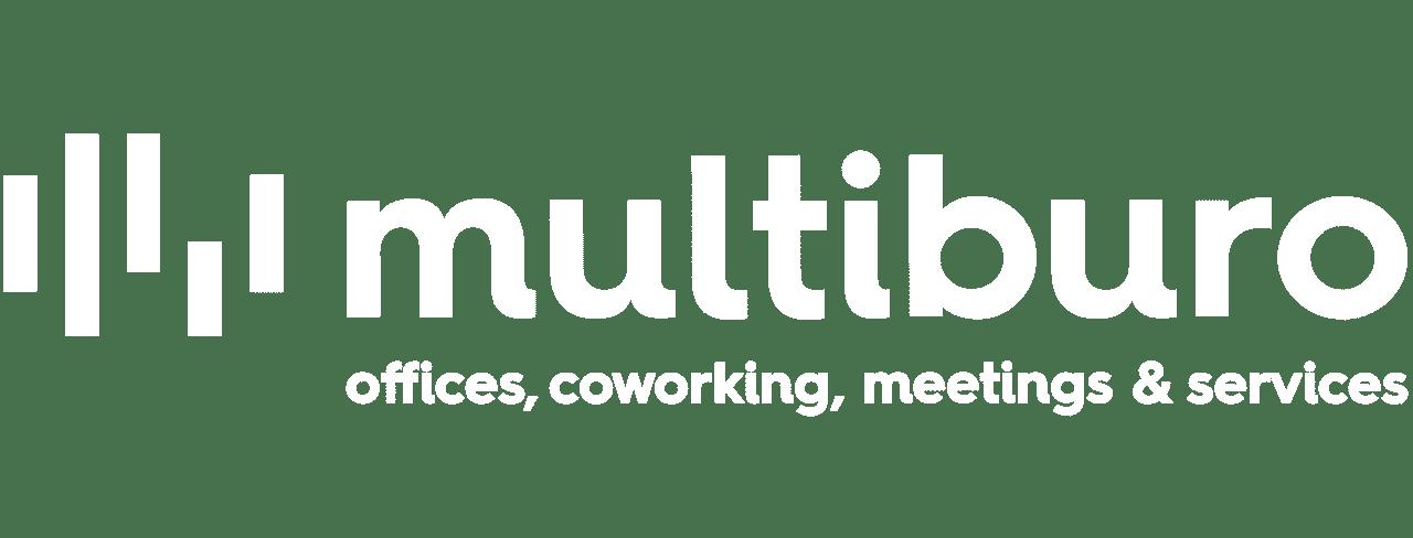 Multiburo - logo (blanc)