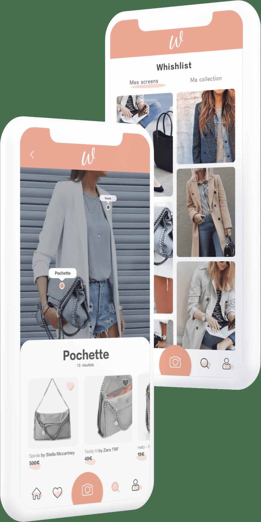 Watiz - Application mobile