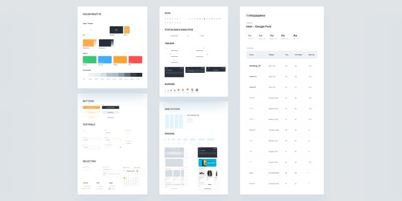 Création d'un Content Design System