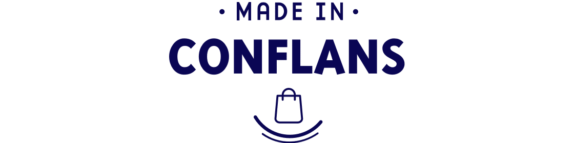 Made in conflans - Logo
