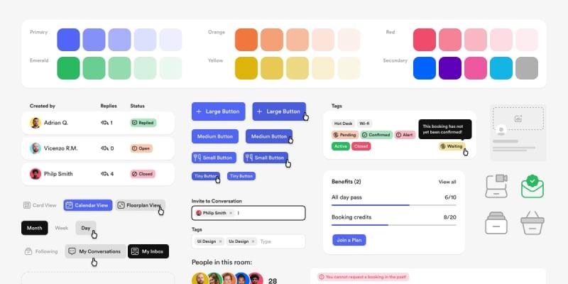 Les bons outils pour construire un design system